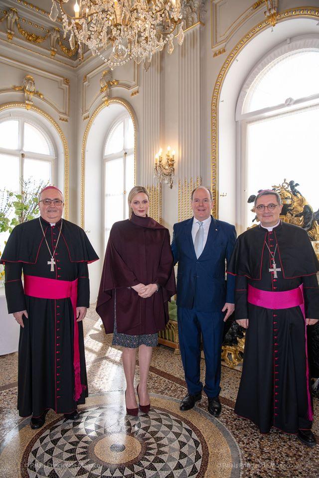 Ordination épiscopale à Monaco