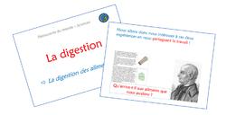 La digestion (nouvelle version)