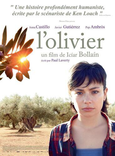 """film """"L'olivier-El olivo"""""""