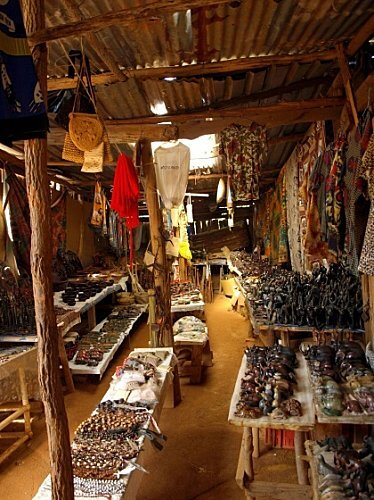 Marché artisanal d'Ezulwini