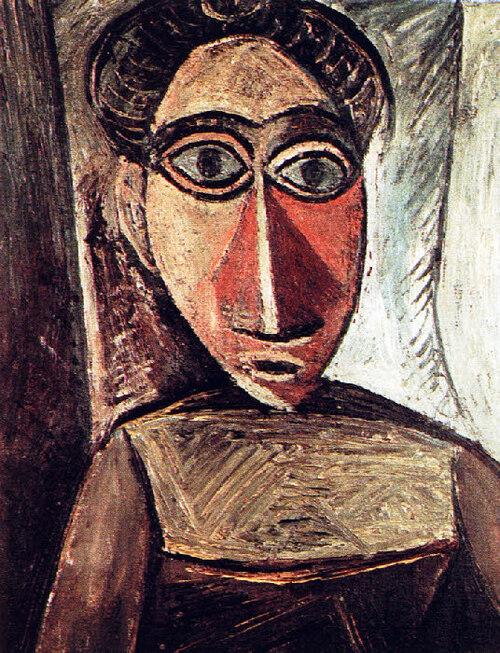 Picasso-1907-1936