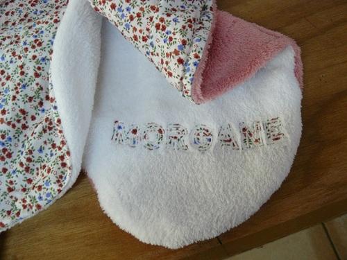 "le sakamôm ""bébé Morgane"""