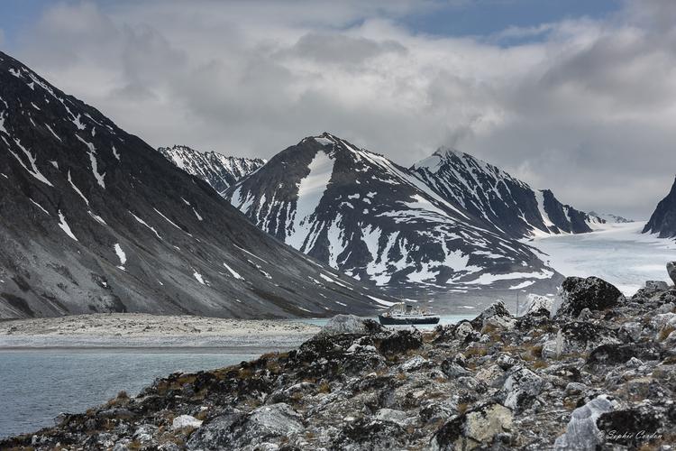 Croisière 4e partie - Magdalenafjorden 2e partie