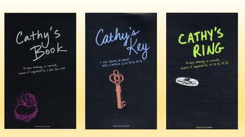 Cathy's Book - Mordu de lecture