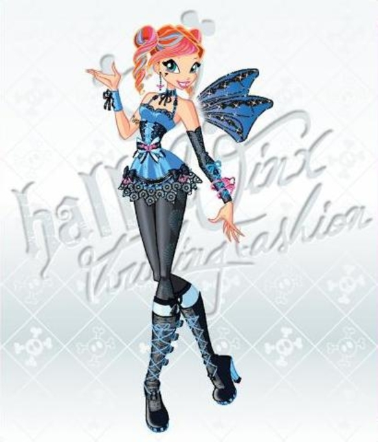 Bloom HalloWinx