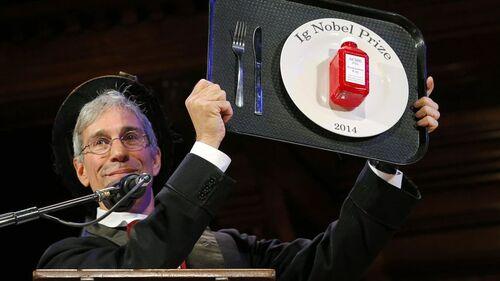 IG Nobels, la science pour rire… puis réfléchir !