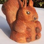 Christine: écureuil