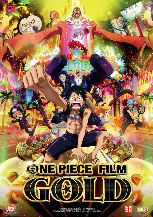 One Piece 13: Gold