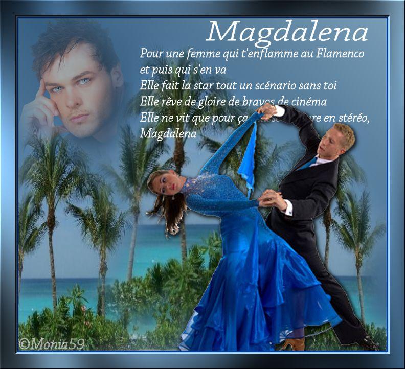 Défi musical Magdalena