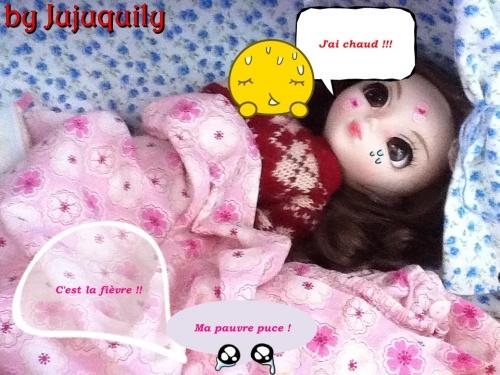 Kelly♥ malade