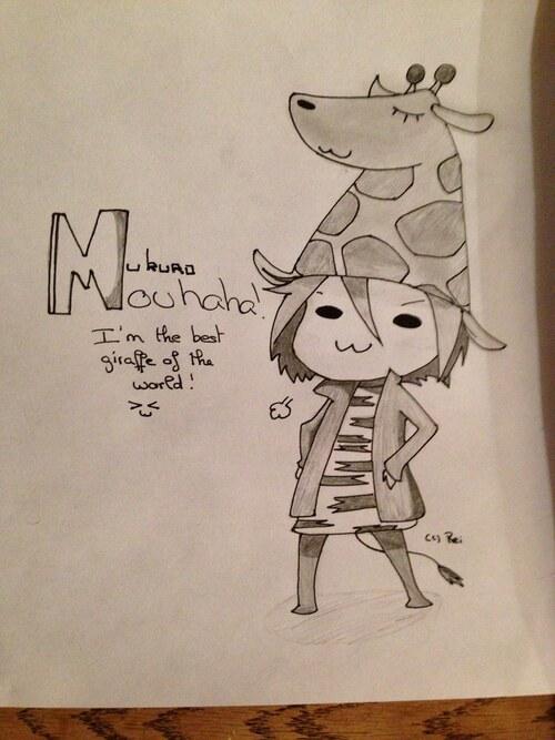 Chibi Mukuro Rokudo ~ KHR