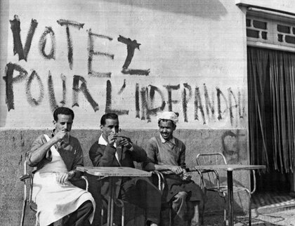 Quizz - Sujet d'étude 3. La décolonisation et la construction de nouveaux Etats (Inde, Algérie)