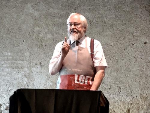 """""""La gourmandise"""", un merveilleux spectacle de """"Pierres Vivantes"""" à la ferme de bon Espoir..."""