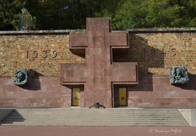 Suresnes : Mémorial de la France combattante