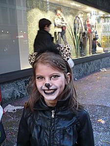 6.Panthère souriante