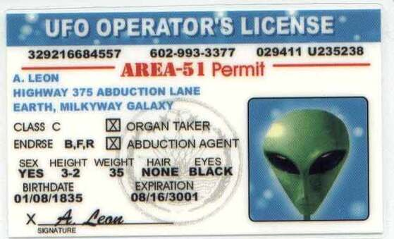 Humour extraterrestre