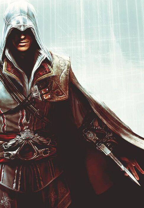 Assassin Creed II - Ezio Auditore