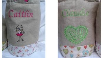 sac à dos Caitlin & Claudia bis