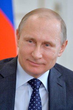 Vladimir Poutine en 2015.