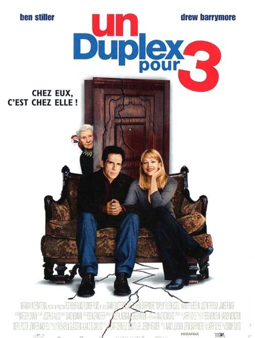 UN DUPLEX POUR 3 BOX OFFICE FRANCE 2004