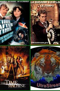 La Machine à explorer le temps (1960) et le Remake La Machine à explorer le temps 2002  et le film  C'etait demain sur le même sujet