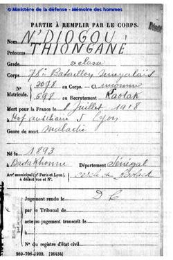 N'Diogou Thiongané