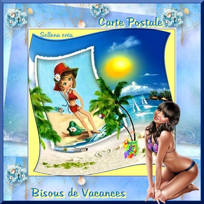 **A la plage**Cartes