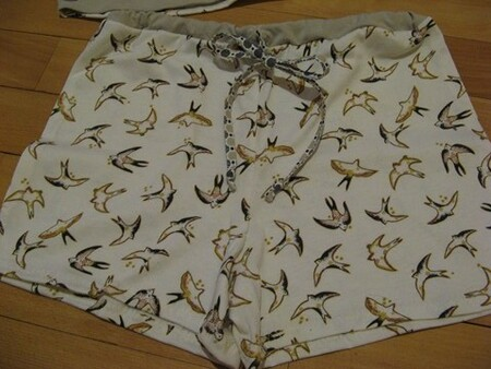Pyjama oiseaux