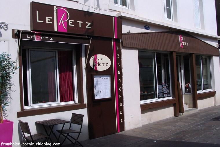 Restaurant Le Retz à Pornic
