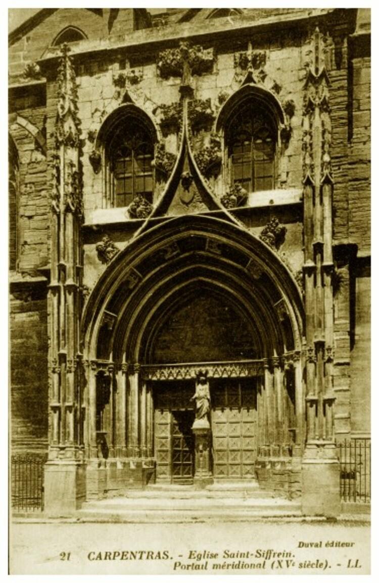 Cathédrale St Siffrrein 2