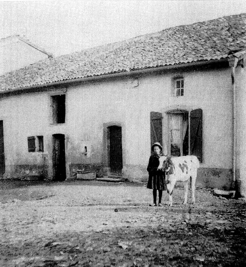 La vie a Bezonvaux au tournant des XIX et XX siècles