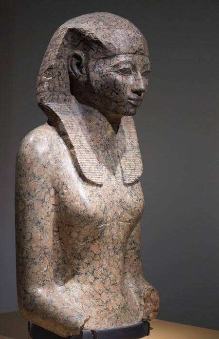 Hatchepsout l'une des seules femmes devenues pharaon