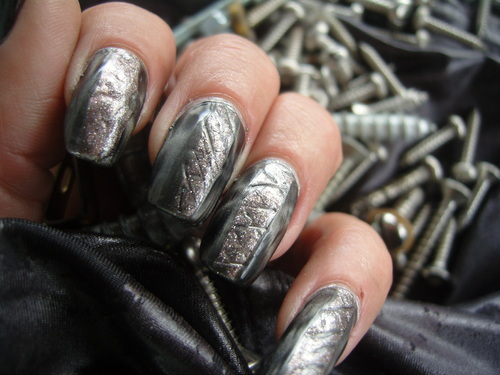 Nail art : Industriel