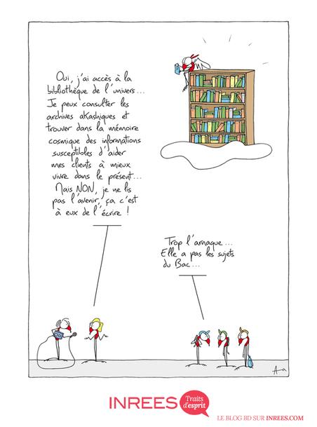 Les aventures d'Alexi de Saint-Inouï