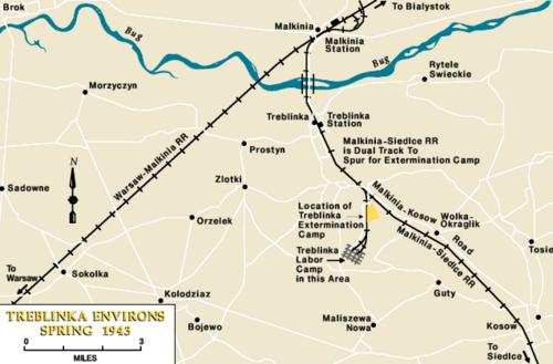 Camp de Treblinka