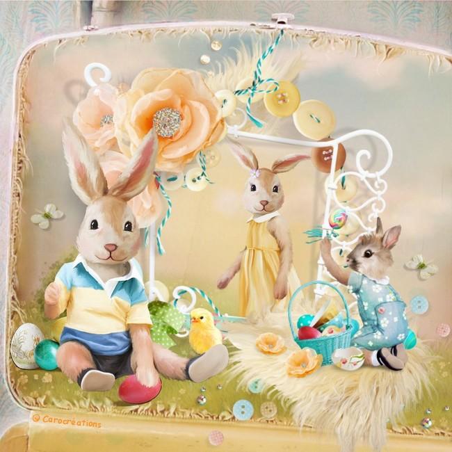 histoire de lapins