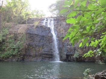 Bénin Cascade de Tanougou