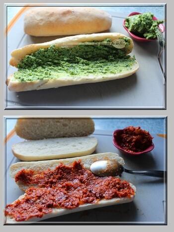 Le Préfou (petits pains apéritif)