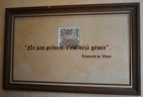 Léonard était un génie...!