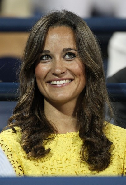 Pippa à l'US open