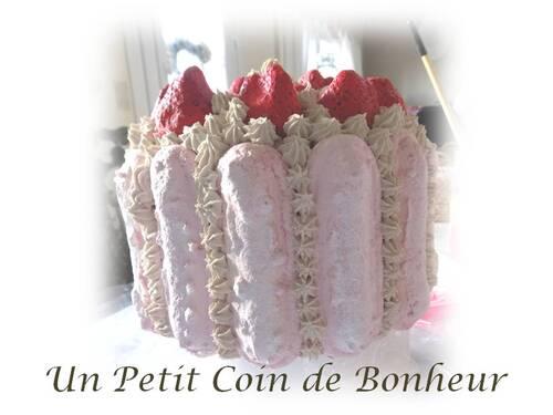 Faux gâteaux