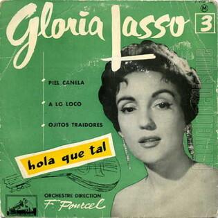 Gloria Lasso, 1956
