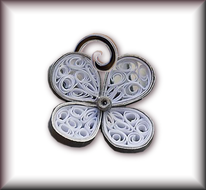 Tubes Quilling Arts floral 2998