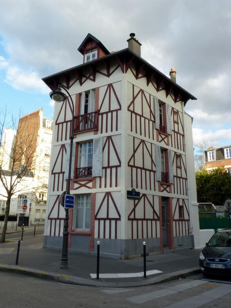 Rue du docteur Champonnière