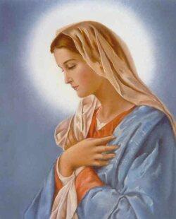 Thème : Pour les Marie