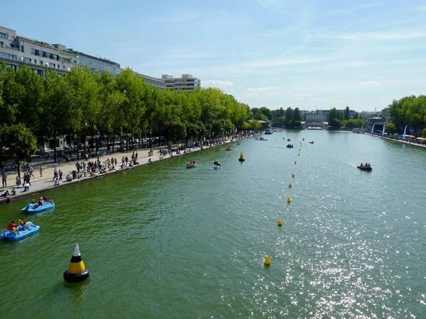 32 - Bassin de la Villette