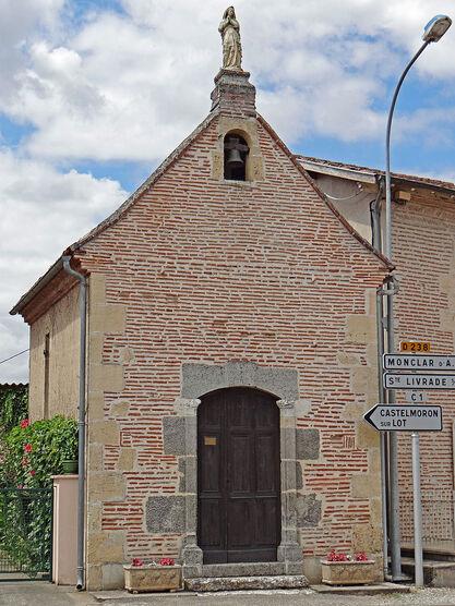 Image illustrative de l'article Chapelle Notre-Dame-de-Tout-Pouvoir de Fongrave