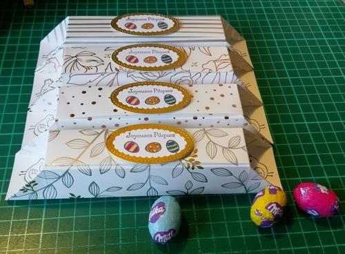atelier chez Cécile : les cadeaux !