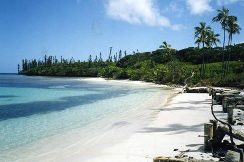 Baie de Kanumera-Ile des Pins-2003