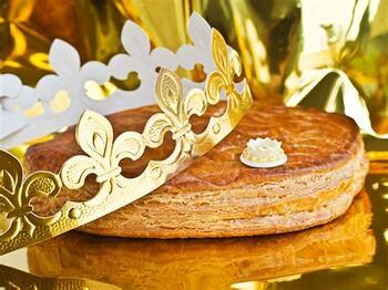 La galette des rois...